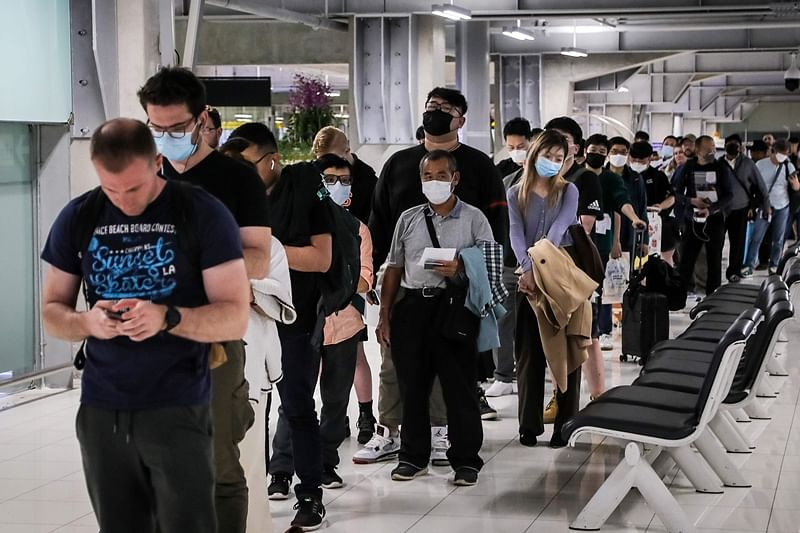 Coronavirus outbreak: US plane diverted after passengers upset by sneezing and coughing