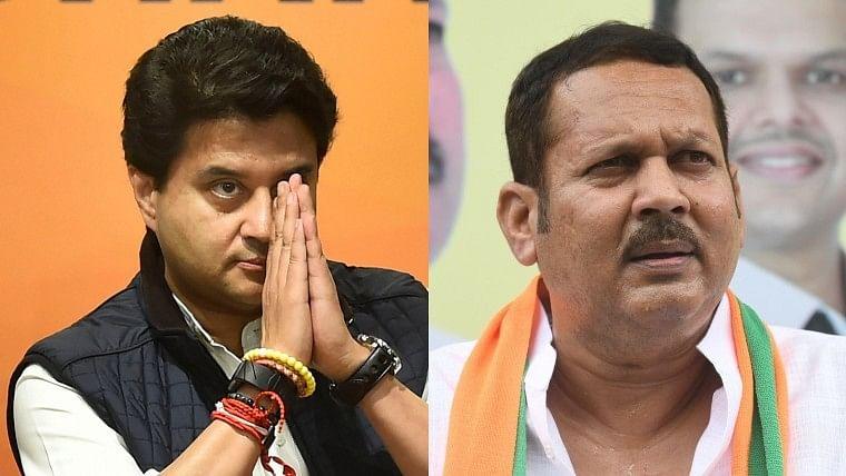 BJP nominate Jyotiraditya Scindia, Udayanraje Bhosale for Rajya Sabha: Here is the full list