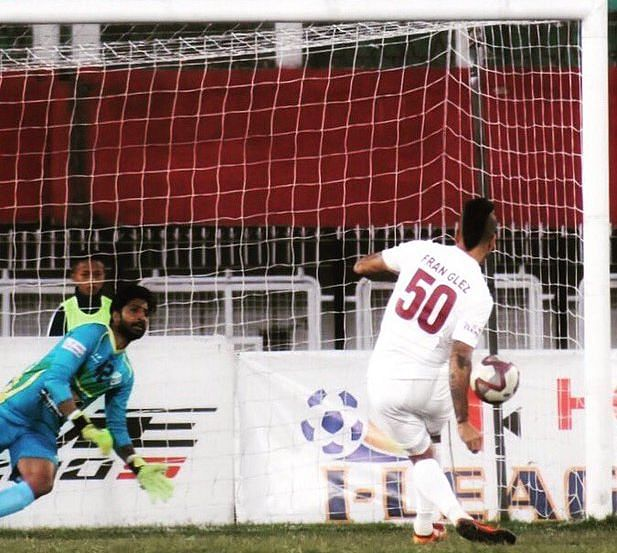 I-League: Mohun Bagan inch closer to title with 3-1 win