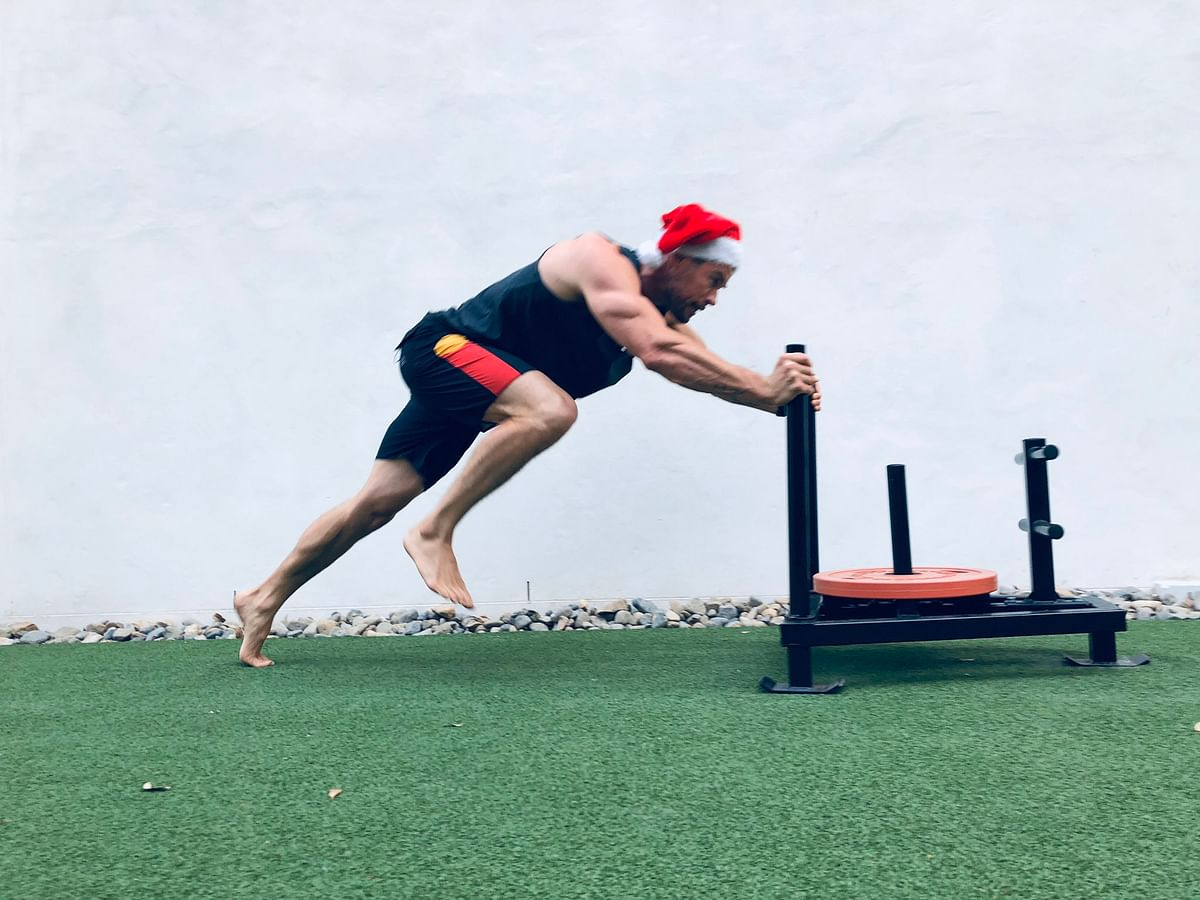 Gyms closed in Mumbai, Pune and Navi Mumbai: Why don't you try this Chris Hemsworth workout at home instead
