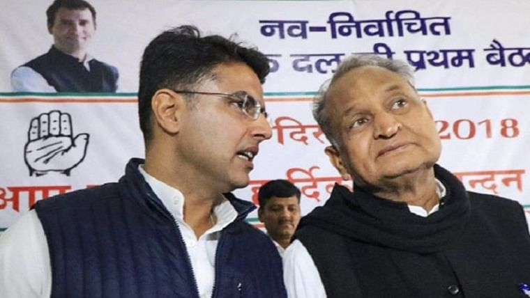 Rajasthan: Ashok Gehlot government admits to phone tapping during Sachin Pilot's rebellion