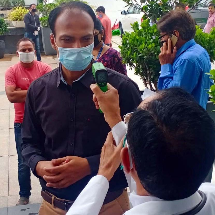 Indore: 48 family members of Coronavirus patients identified