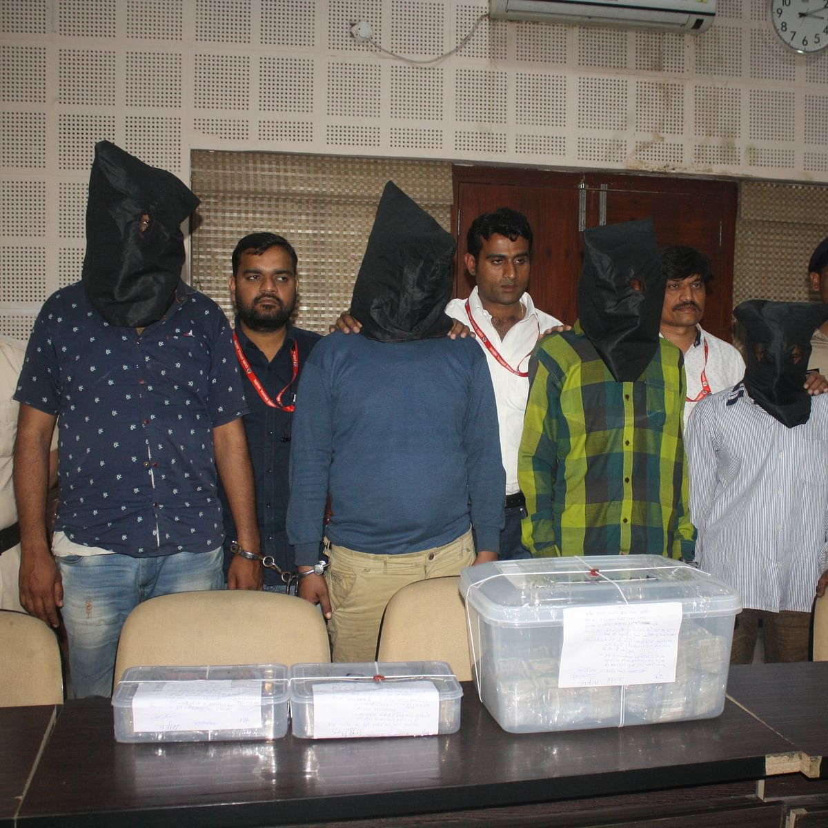 Indore: Bullion trader's employee, 3 others arrested for faking robbery