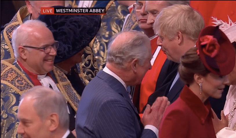 Coronavirus Update: Prince Charles goes desi, greets people with 'namaste' instead of handshakes