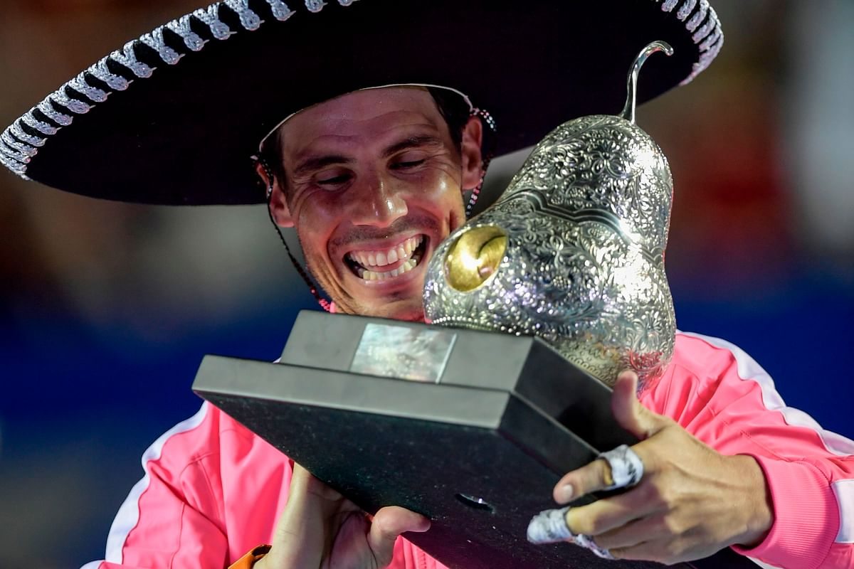 Rafael Nadal cruises past Taylor Fritz to win Acapulco title