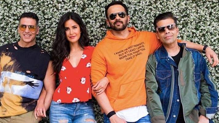 'Question is when will theatres open up?': Rohit Shetty on 'Sooryavanshi' release