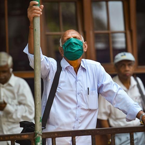 Latest coronavirus update: Good samaritans Mumbaikars lookout for seniors, less-privileged
