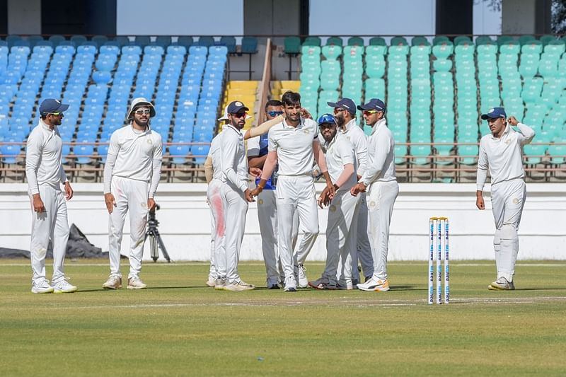 Ranji Trophy final: Bengal fight back, but Saurashtra hold edge
