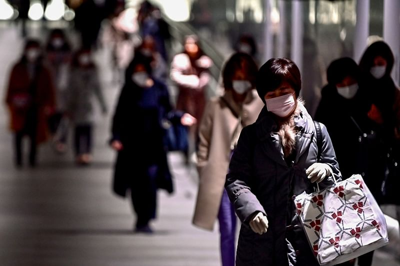 China's coronavirus death toll rises to 2,943, more than 80,151 infected