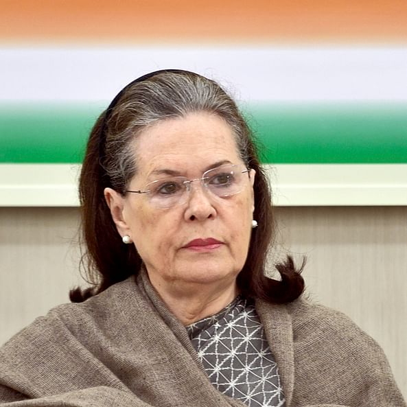 Gwalior: Sonia Gandhi should rename her party as Godsewaadi Congress, says Hindu Mahasabha