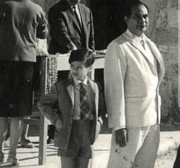 Touch of joy: The last trip with Baba writes Joy Bimal Roy