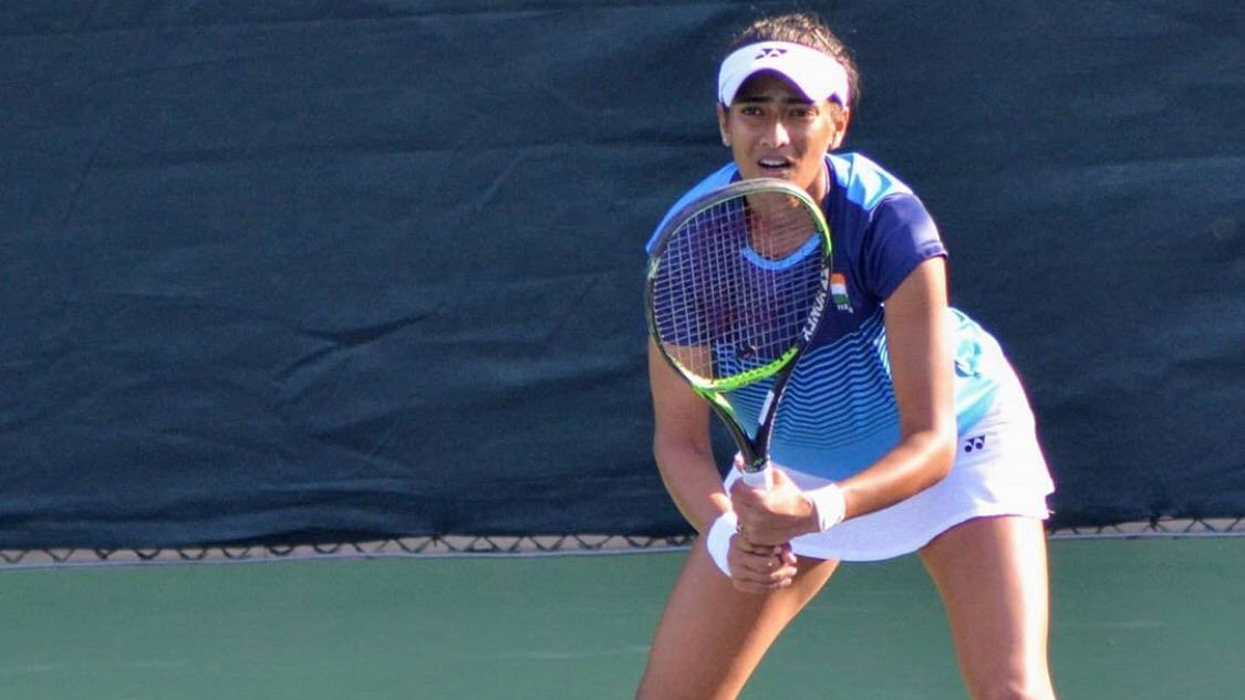 Fed Cup: Rutuja puts India back on track