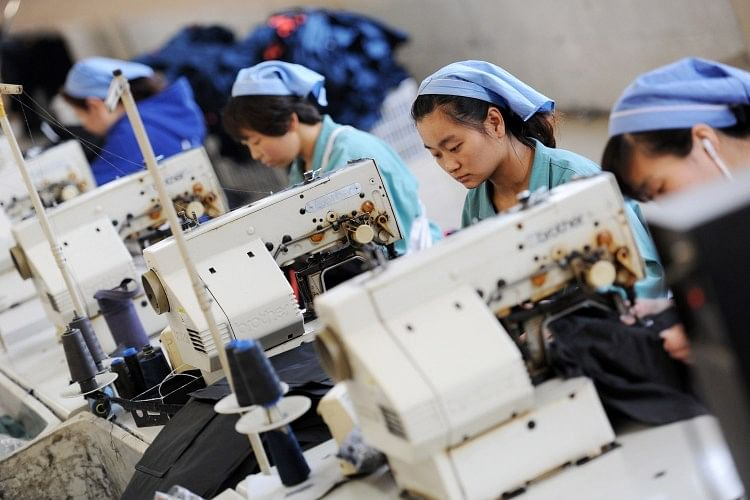 Apple, BMW, Sony accused of using forced Chinese labour