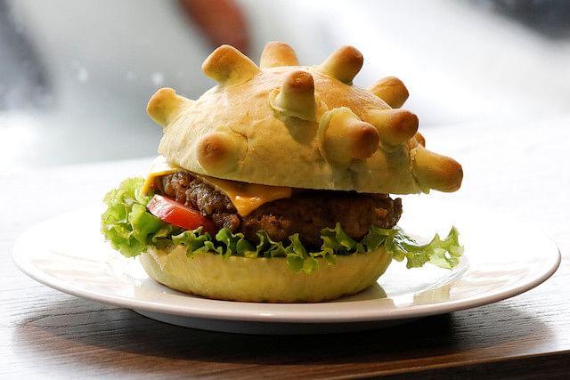 Latest Coronavirus Update: Vietnamese make 'coronaburger' to fight fears