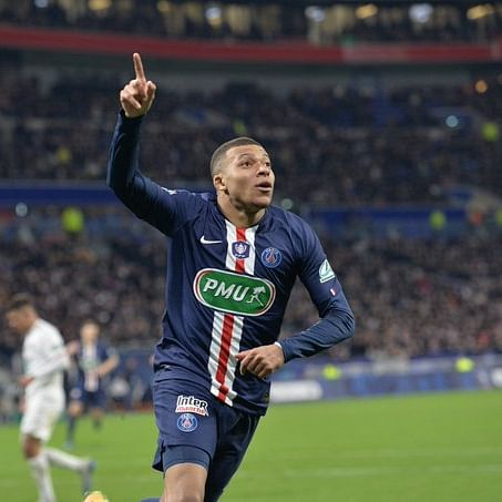 PSG forward Kylian Mbappe breaks this record of Lionel Messi in Champions League