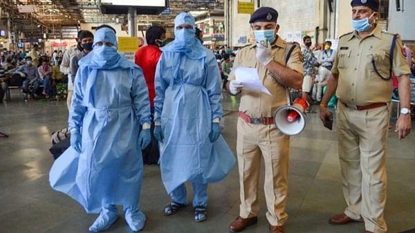 Coronavirus lockdown: 3 cops held for firing on traders in Bihar