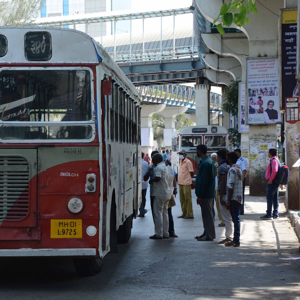 Coronavirus in Mumbai: BEST dismisses 14 drivers, conductors who failed to report for work