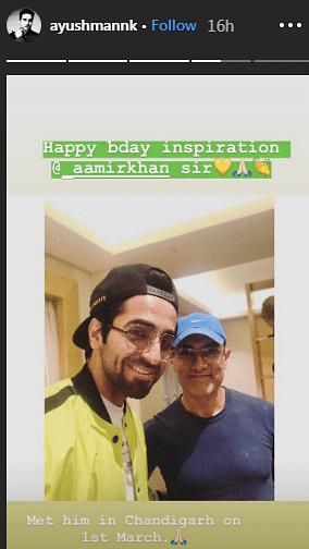 Happy birthday Aamir Khan: Bollywood sends heartwarming wishes on actor's 55th birthday