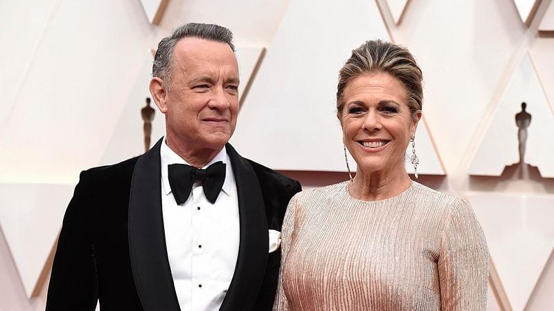 Tom Hanks and his wife Rita Wilson released from hospital post coronavirus diagnosis