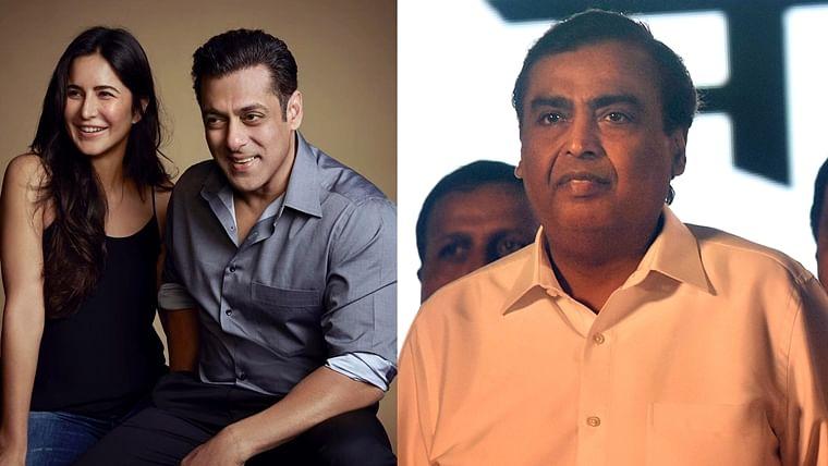 When Salman Khan explained Mukesh Ambani's first name as 'face hair' to Katrina Kaif