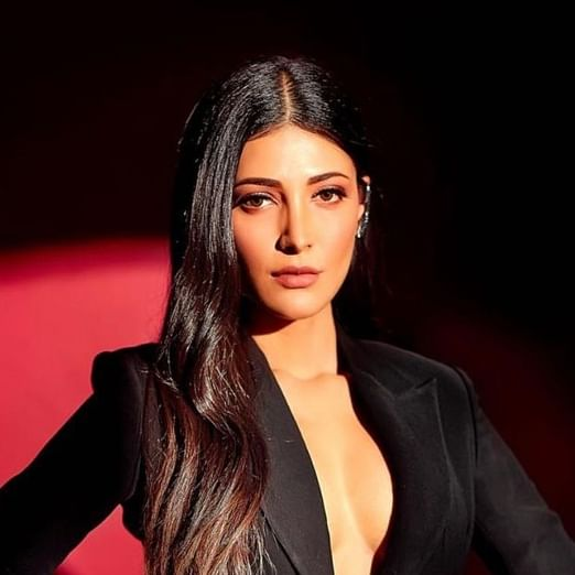 Shruti Hassan reveals her father Kamal Hassan never punished or yelled at her