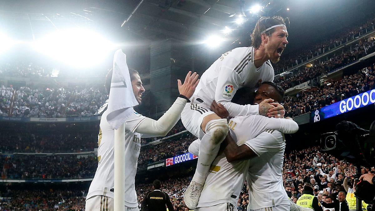 Real Madrid vs Barcelona: Vinicius Jr, Mariano Diaz inspire 2-0 El Clasico win at Santiago Bernabeu