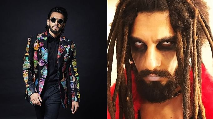 Fans are losing sleep over Ranveer Singh's 'coming out of quarantine' look