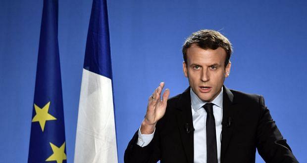 French President Emmanuel Macron