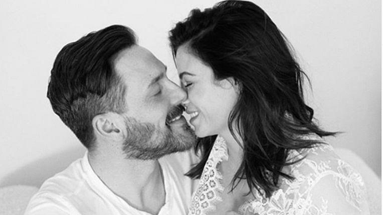 Jenna Dewan, Steve Kazee welcome first child, a baby boy