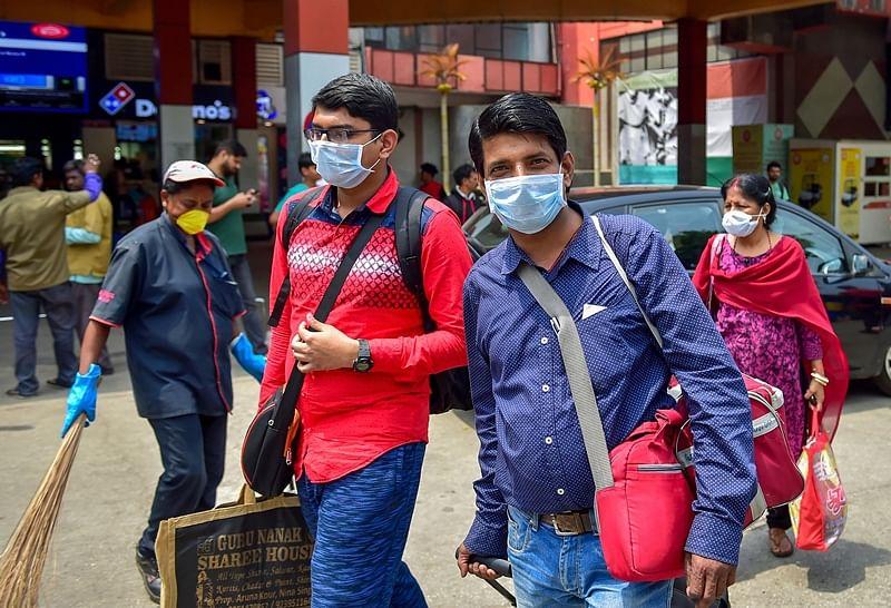 latest coronavirus update in india  virus catches