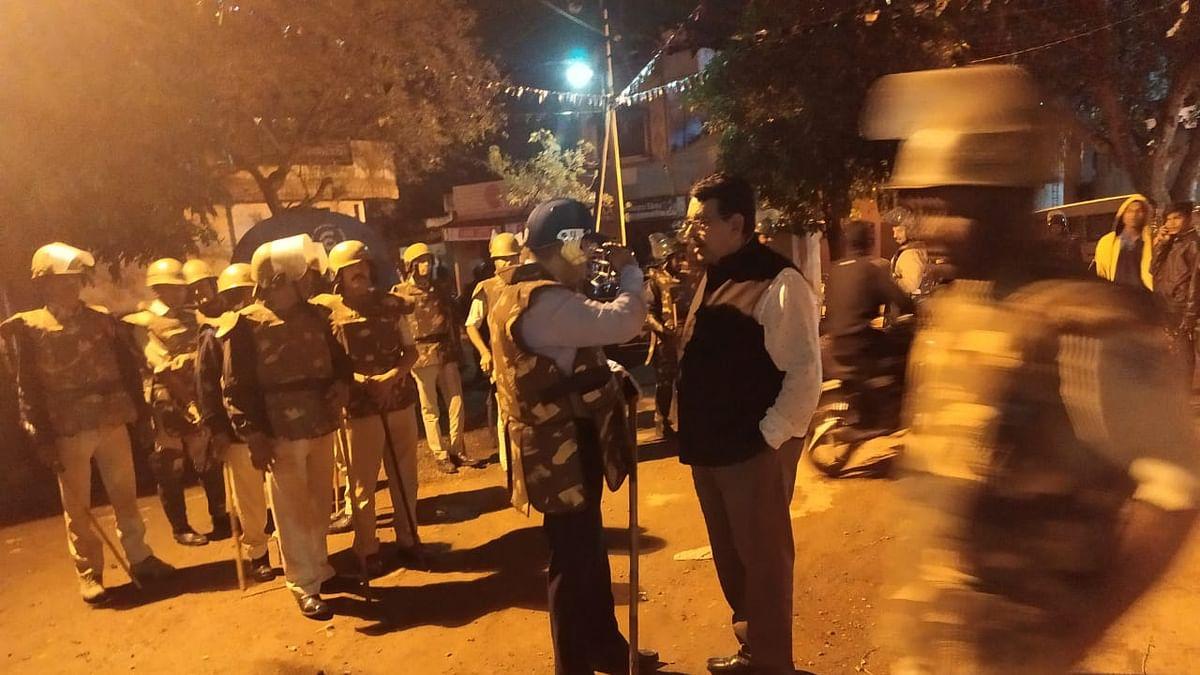 Madhya Pradesh: Communal riots despite Section 144 in Neemuch, 8 people marked