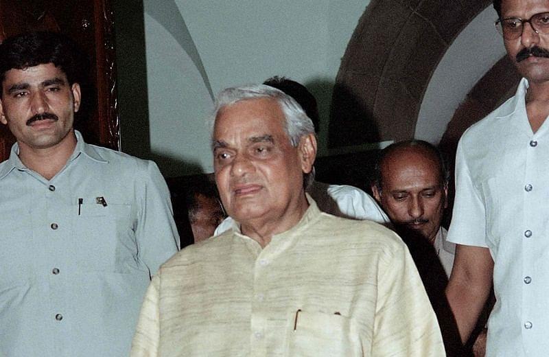 Jyotiraditya Scindia to join BJP: The deep mutual respect between the Scindias and Atal Bihari Vajpayee