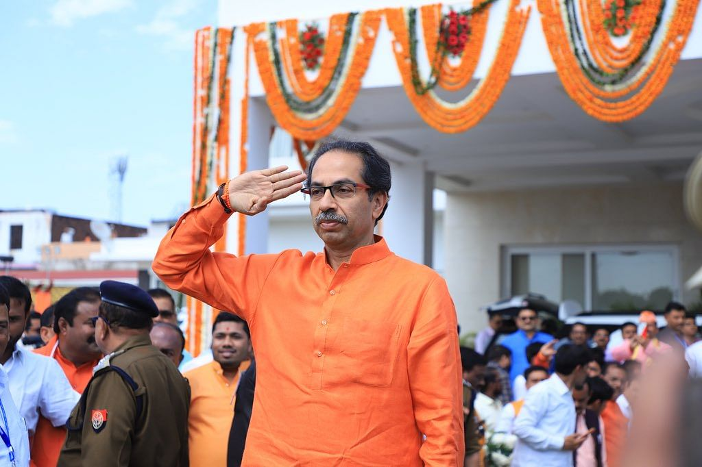 'Have parted ways with BJP, not with Hindutva', says Uddhav Thackeray at Ayodhya