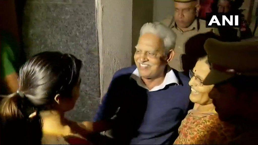 Elgar Parishad: Court rejects Shoma Sen, Varavara Rao's bail pleas