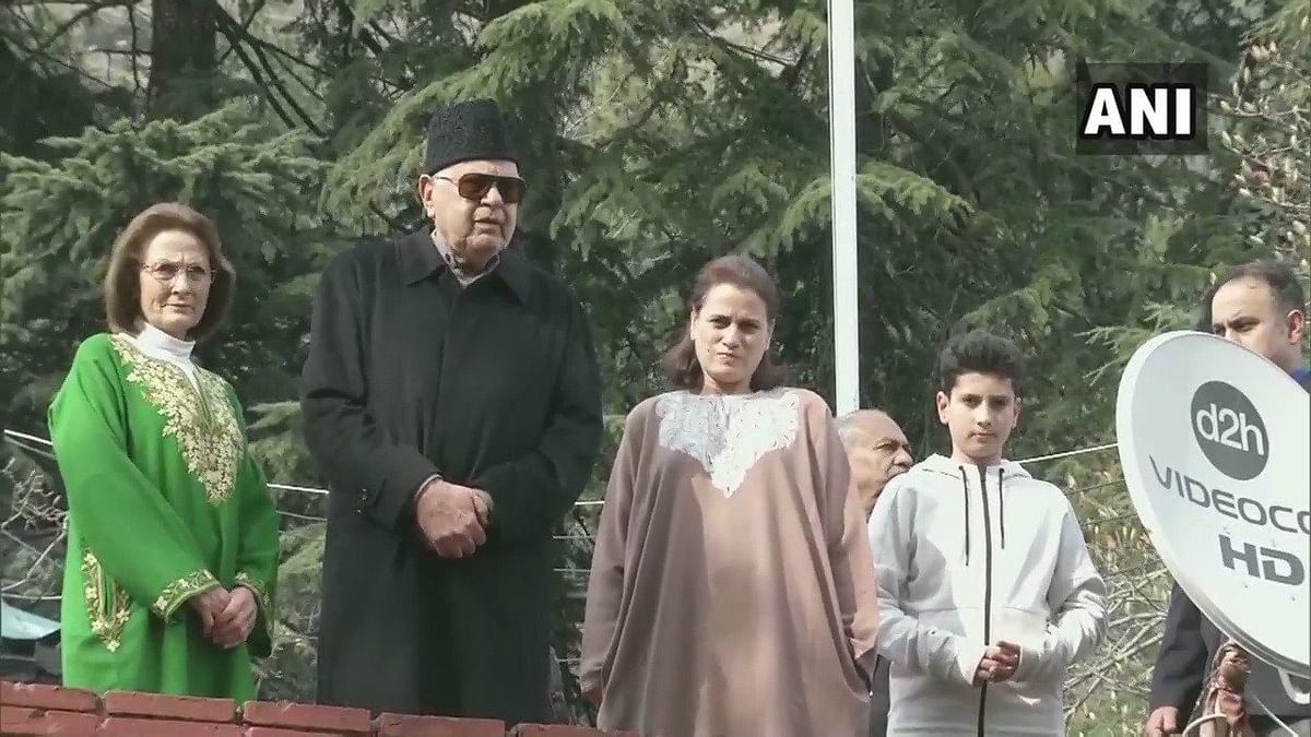 Freedom not complete until all detained released: Farooq Abdullah after being held for seven months