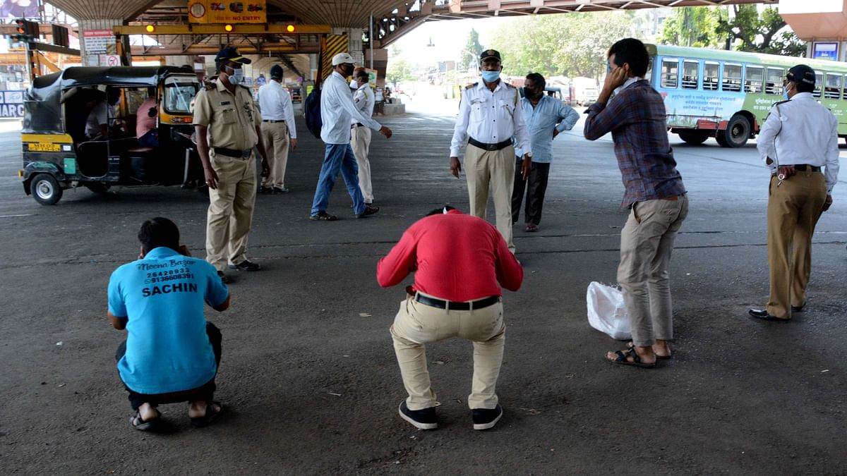 Mumbai Police now says it will seize on-essential vehicles, Twitter says even Gully cricket doesn't change rules this much