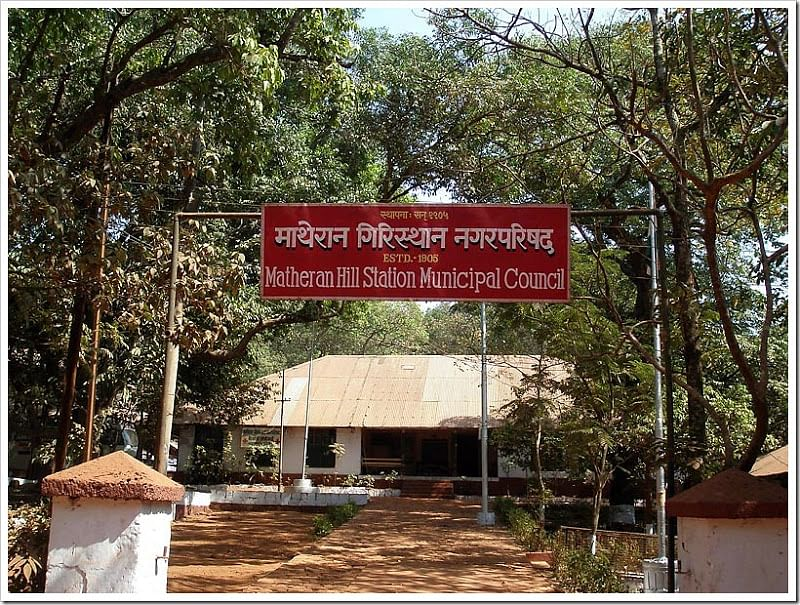 Hit by lockdown, Matheran municipal council to seek relief package from state