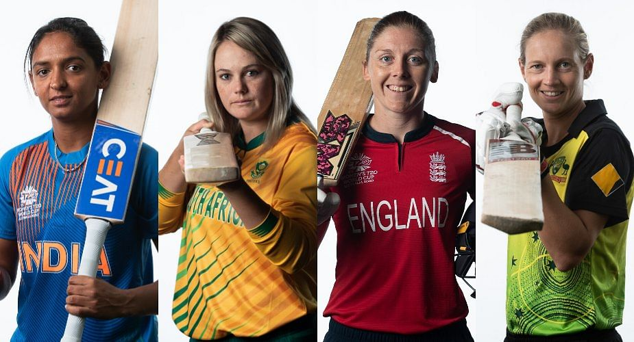 Women's T20 World Cup: India to lock horns with England; South Africa to battle it out against Australia in semis