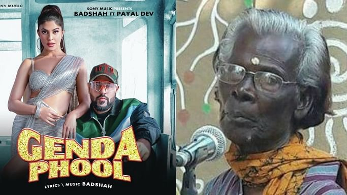 Folk veteran Ratan Kahar collaborates on Bengali version of Badshah's 'Genda phool'