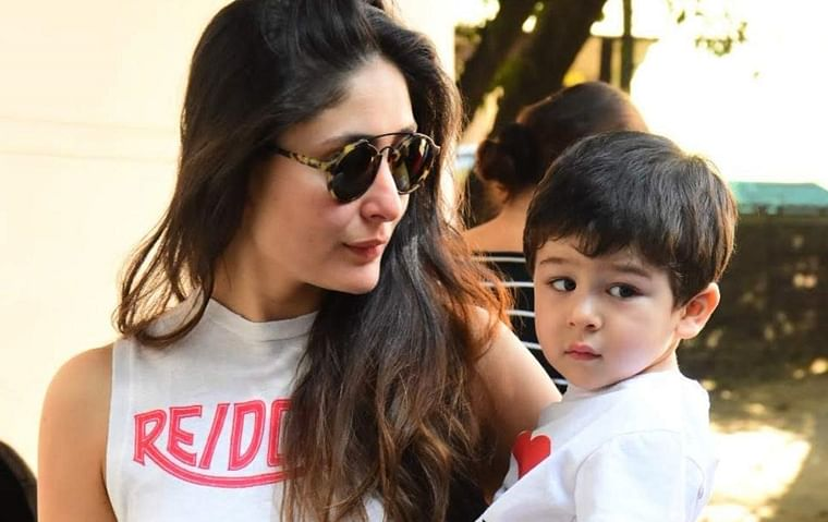 Kareena Kapoor shares 'in-house Picasso' Taimur's drawing