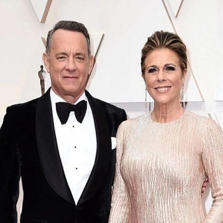 COVID-19 survivors Tom Hanks, Rita Wilson donate blood to help develop vaccine