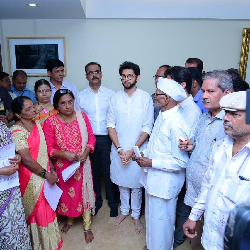 Mumbai: Maha Vikas Aghadi Govt allots houses to Mahul residents
