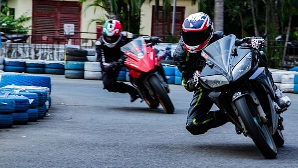 Right on track: Riding lessons at the Top Gun India Riding Academy