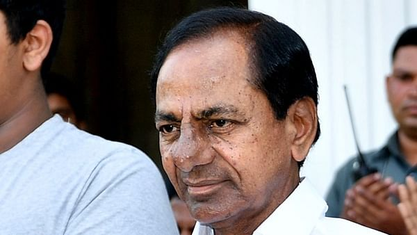 GHMC polls: KCR promises free drinking water in Hyderabad, free power to salons and laundries