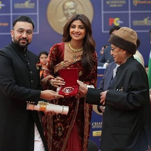 NRI accuses Shilpa Shetty's hubby Raj Kundra of cheating in 'gold scam'
