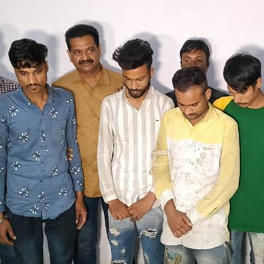 Indore: 7 arrested with 44 two-wheelers