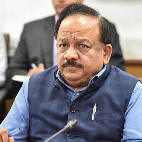 IMA poses 5 questions to Health Minister Harsh Vardhan after the latter releases Ayush-based COVID-19 management protocol