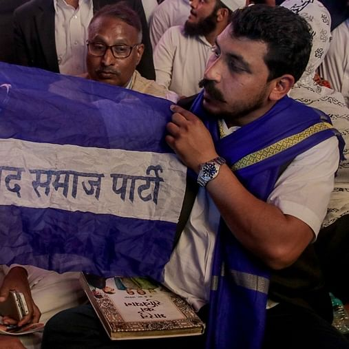 Bhim Army chief Chandrashekhar Azad launches political party