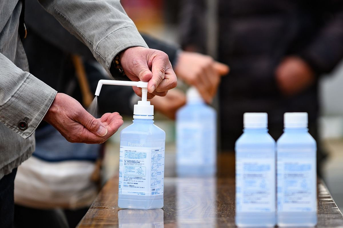 Philanthropy in the times of coronavirus: Godrej, ITC to sell hand sanitisers at Rs 25 only