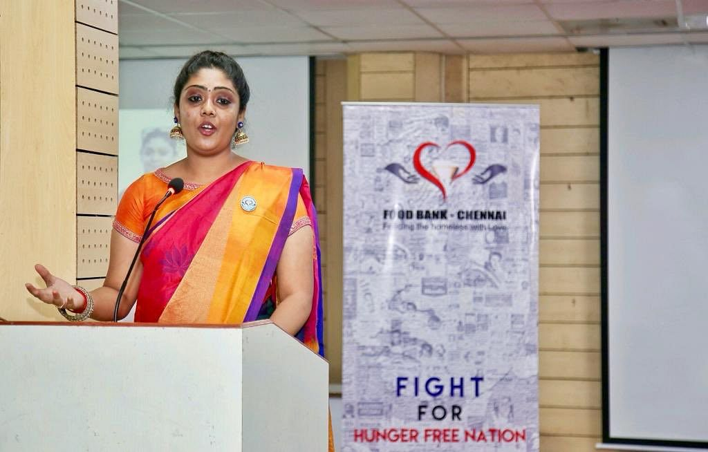 'Feed at least one needy person': Sneha Mohandoss from PM Modi's handle on Women's Day 2020